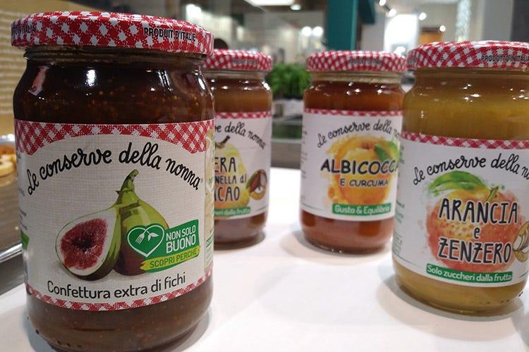 (Pasta Fini e Le Conserve della Nonna Nuove proposte, dal gusto tutto emiliano)