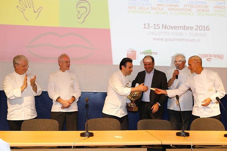 L'AMPI premia Pasquale Marigliano come Pasticcere dell'Anno 2016