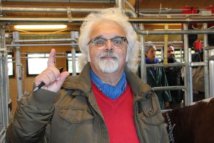 Patrizio Roversi, il volto tv più votato «Sono un curioso, chiedo di tutto a tutti»