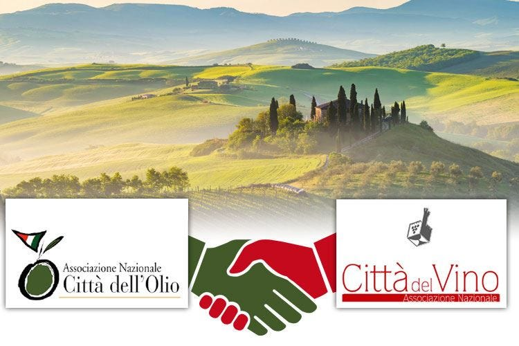 Le Città del vino e dell'olio firmano un patto per lo sviluppo