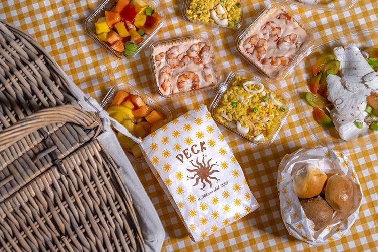 Il Pic-nic gourmet di Peck porta la campagna a Milano CityLife