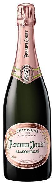 Perrier-Jouët Blason Rosé Champagne Brut Rosé