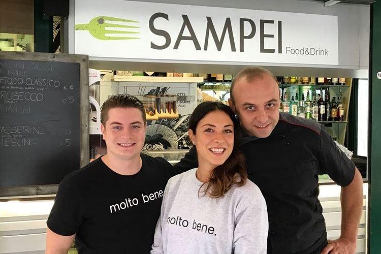 Pesaro, al Sampei sei mesi in infradito I piatti di pesce si abbinano ai cocktail