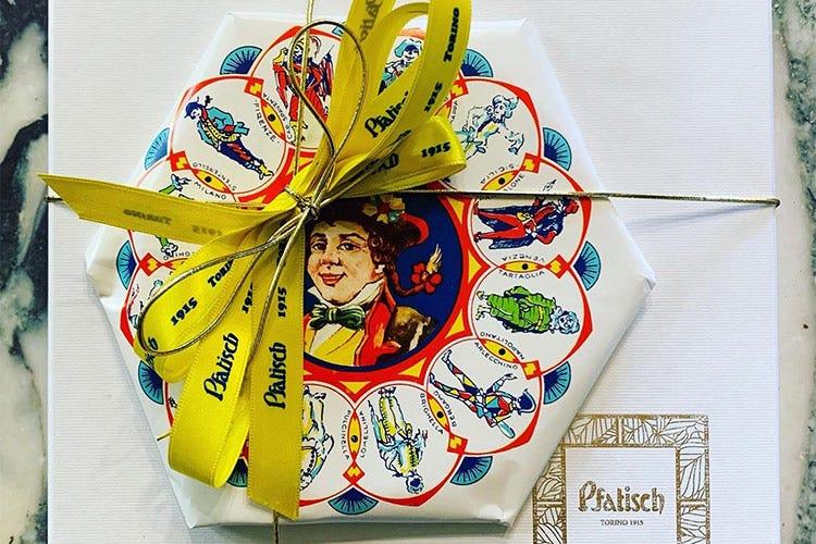 Un'elegante scatola degustazione per Carnevale - Una dolce scatola degustazione Così Pfatisch festeggia il Carnevale