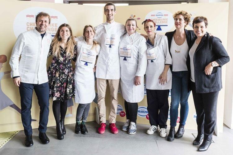 Philadelphia Cheesecake Challenge Pasticceria Luca vince l'edizione milanese