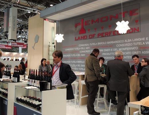 La squadra Piemonte al Prodexpo 2014Grande fiera del £$food & wine$£ a Mosca