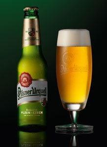 Pilsner Urquell, una bionda originale Regina delle birre Pils