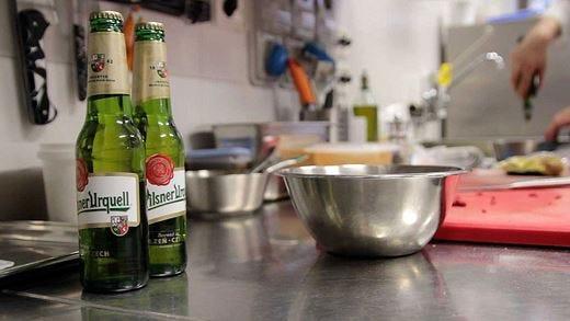 La birra in tavola e in cucinaPilsner Urquell sempre più protagonista
