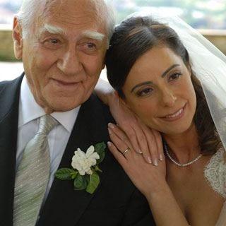 Pino Capozzi, si sposa a 85 anni ma non abbandona la cucina