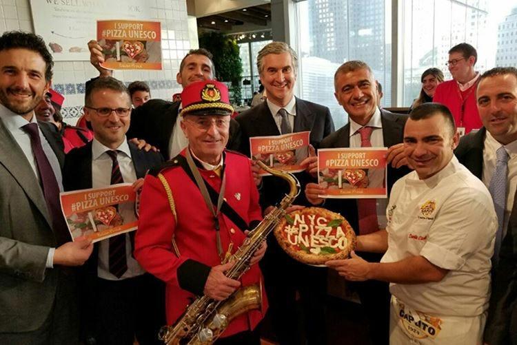 Pizza Unesco, servono 2 milioni di firme Roma e Milano si mobilitano