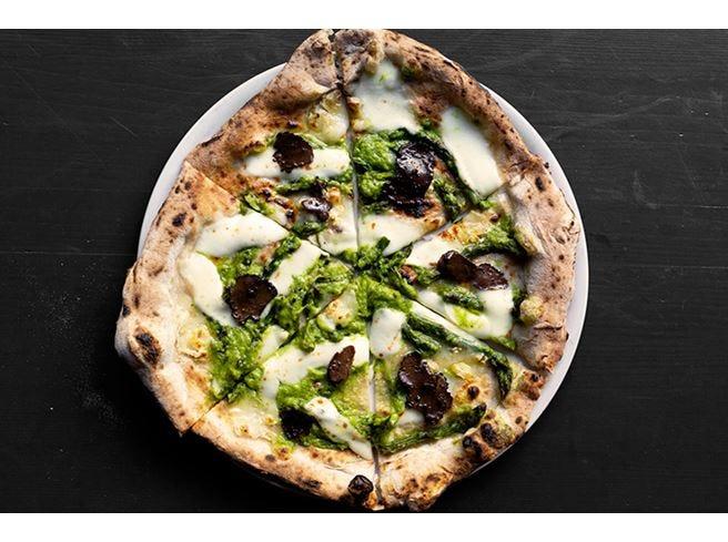 Pizza gourmet e Savini Tartufi L'incontro a Milano da Lievità