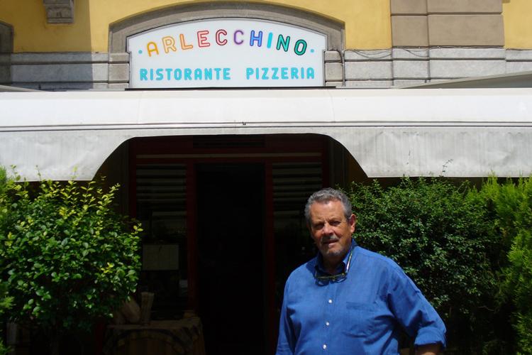 Pizzeria Arlecchino a Bergamo 50 anni di successo per Franco Previtali