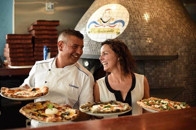 Pizzeria 'O Munaciello La bontà di Napoli incontra Miami Beach
