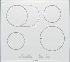 Piano cottura induzione bianco smeg tavolo consolle allungabile - Piastre a induzione ikea ...