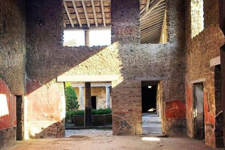 Pompei, riapre la Casa degli Amanti Chance per migliorare il turismo?