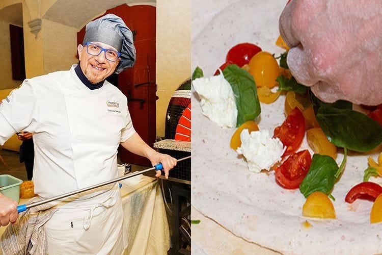 Al Premio IaT le pizze ispirate al '600 di Giovanni Santarpia e Renato Pancini