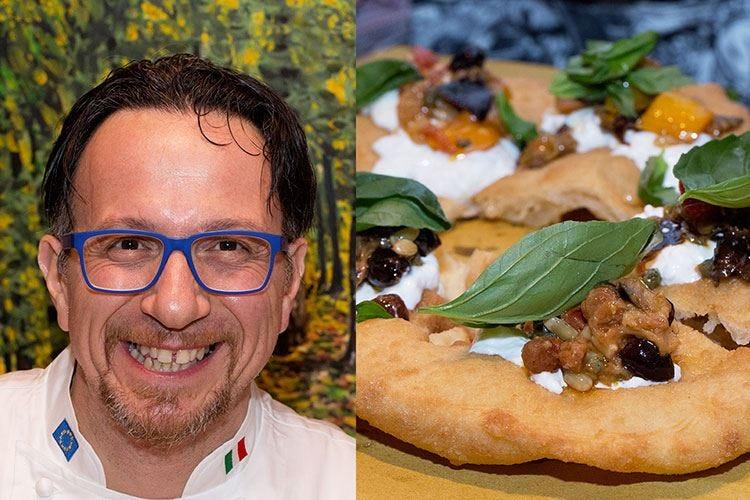 Giovanni Santarpia corre da solo Lascia la pizzeria di largo Annigoni
