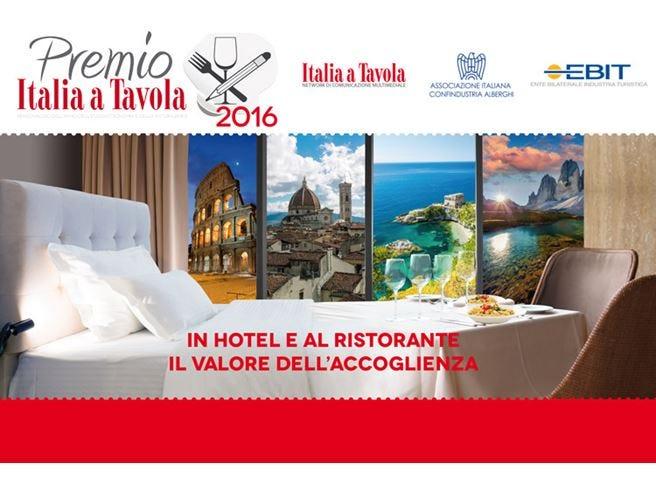 A Firenze il Premio Italia a Tavola Si fa squadra per il sistema turismo