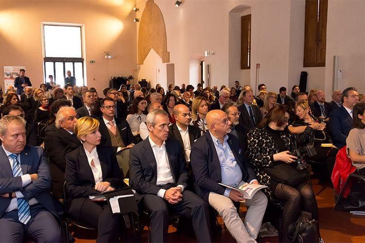 Premio Italia a Tavola, si vince uniti Riparte la scommessa del made in Italy