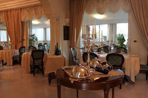 Al ristorante President di Pompei una cucina stellata per deliziare i clienti