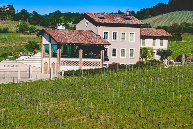 La viticoltura incontra l'accoglienza al Prime Alture Wine Resort