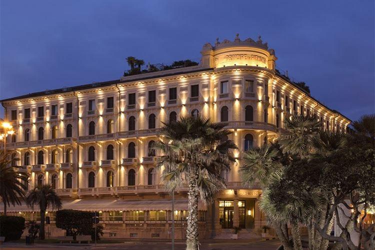 Il Grand Hotel Principe di Piemonte Sinonimo di qualità da quasi un secolo