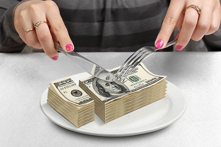 Il problema del food cost Quanto costa il cibo che compriamo?
