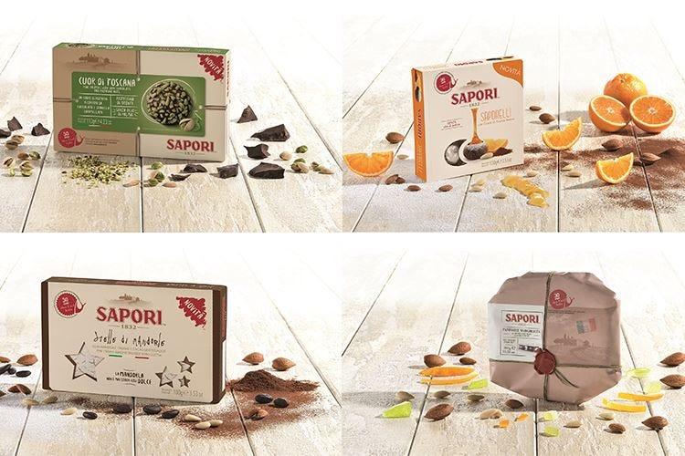 """Nuovi prodotti """"Sapori"""" con la chiocciola di Slow food"""
