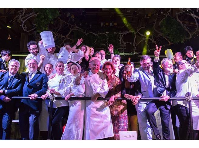 Maestri di creatività, una sera insieme Una festa enogastronomica a Firenze