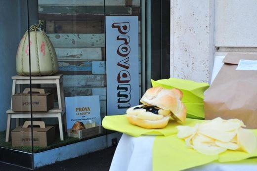 Provami, a Roma il temporary store dedicato al Provolone Valpadana Dop