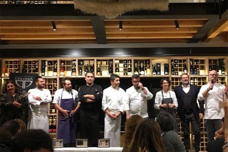 Pu'er di Denis Lovatel e Francesco Brutto La pizza gourmet ha vinto In-Fusioni