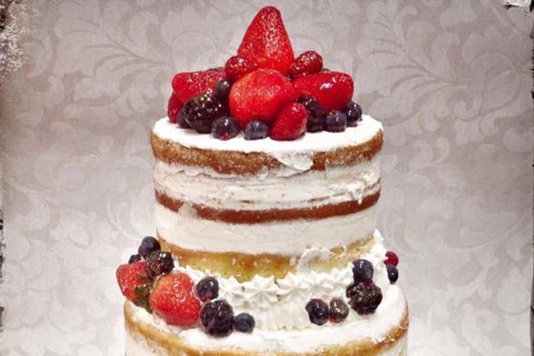 """Torta """"Quattro quarti"""""""