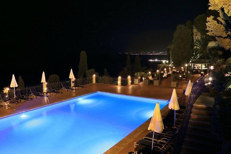 Quattro serate con la cucina top al Grand Hotel San Pietro di Taormina