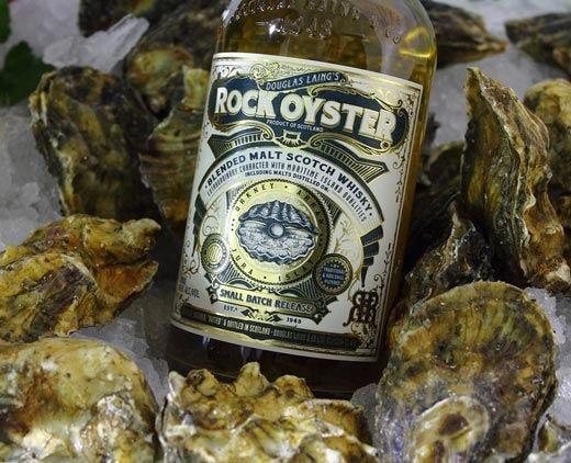 Da Douglas Laing il nuovo Rock Oyster Malt whisky a produzione limitata