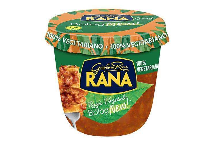 BologNew!, il nuovo raù vegetale di Pastificio Rana BologNew!, ragù fresco vegetariano Da Rana una ricetta originale