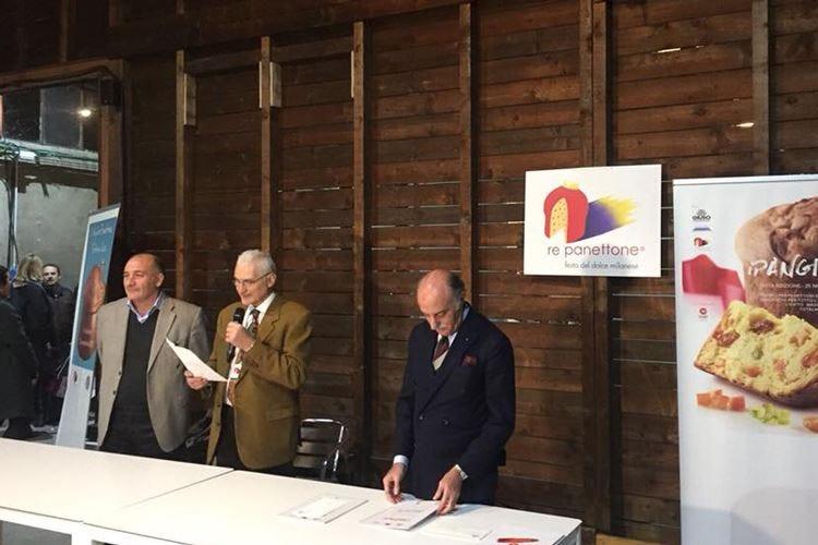 Re Panettone 2017 Prodotto a Salerno il miglior Tradizionale