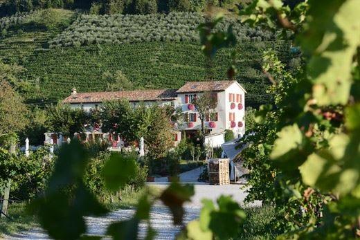 """""""Duca di Dolle"""" nella Marca Trevigiana Relais immerso nelle vigne"""