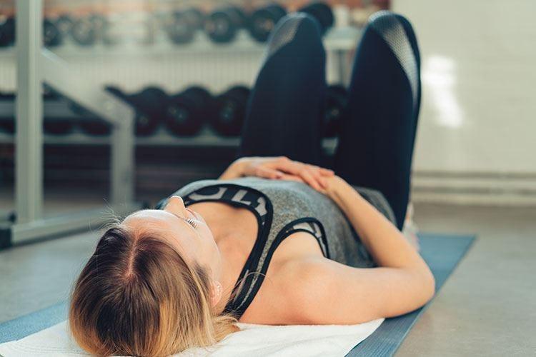Respira con il diaframma! Aiuta contro ansia e tensione