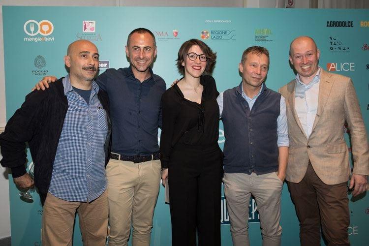 Restaurant Awards Lazio 2018 Imàgo eletto miglior ristorante gourmet