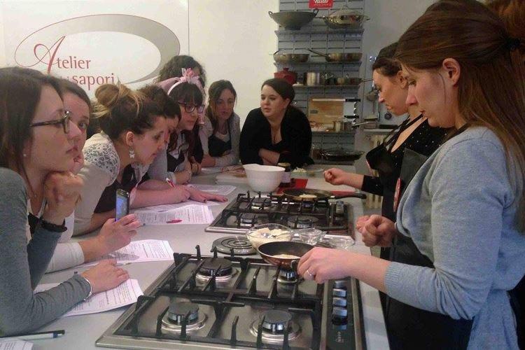 Ricette gluten free all'Atelier dei Sapori In tavola la pasta Gfh e i vini mantovani