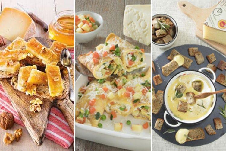 Cosa cucinare per le feste? Pecorino dall'antipasto al secondo
