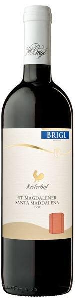 Rielerhof Alto Adige Santa Maddalena di Josef Brigl