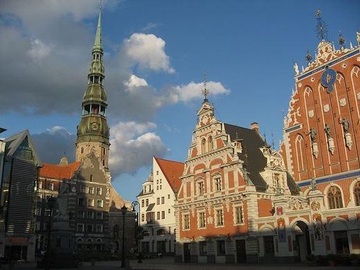 Riga capitale europea della cultura 2014 Stupisce i turisti con la cucina lettone