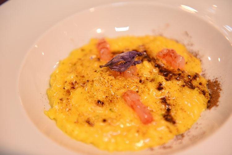Riso Acquerello, le declinazioni in cucina Serata gourmet al Particolare di Siena