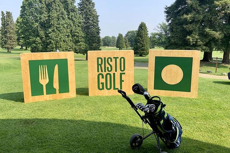 Ristogolf, una tre giorni a Bergamo Cucina e sport per beneficenza