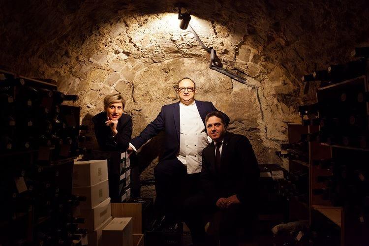 Ristorante Duomo di Ciccio Sultano Wine Spectator premia la carta vini