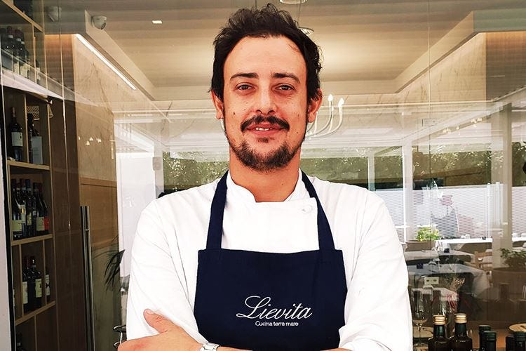 Cefalù, Ristorante Lievita racconta la natura a tavola