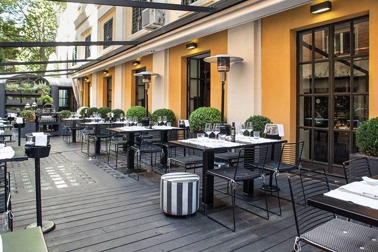 Ristorante Molto a Roma Paolo Castrignano cura il menu