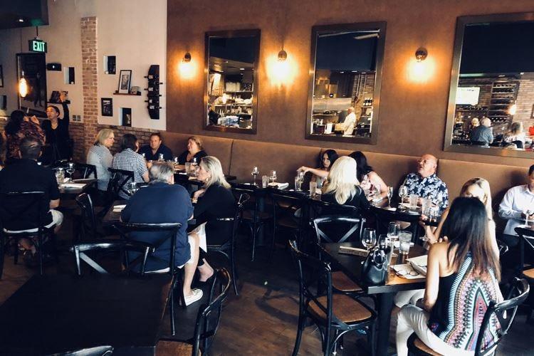 Ristorante Bavaro's a Tampa Bay Una cena nel segno del Made in Italy
