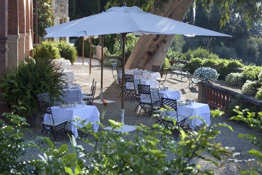 Villa della Pergola apre i suoi giardini Atmosfere bucoliche e ...